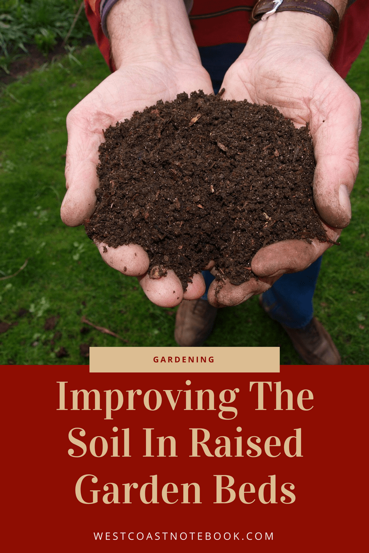 Improving The Soil In Raised Garden Beds