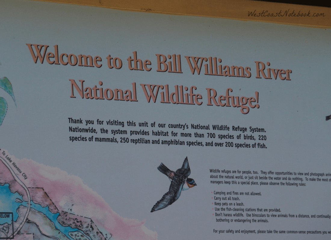 Bill Williams River National Wildlife Refuge