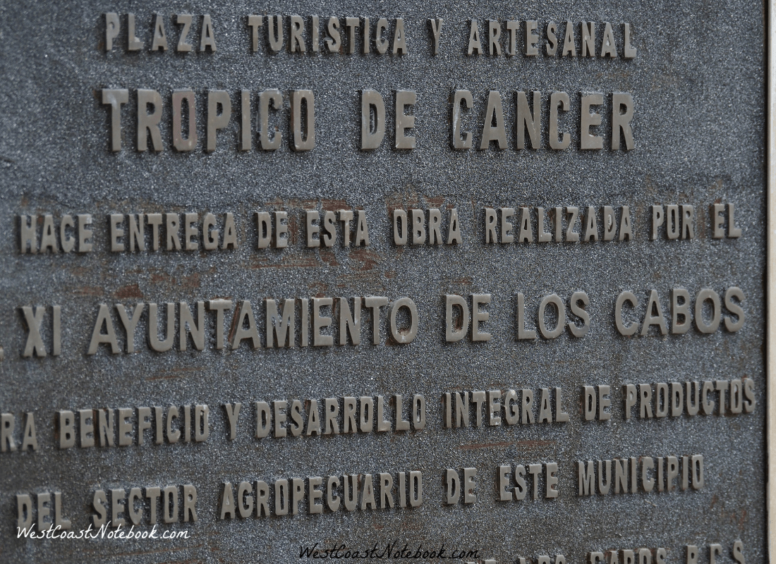 tropic of caner
