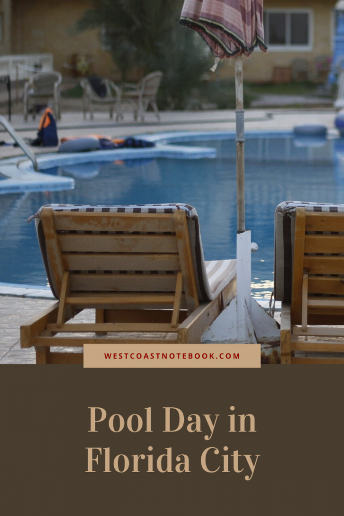 Pool Day in Florida City